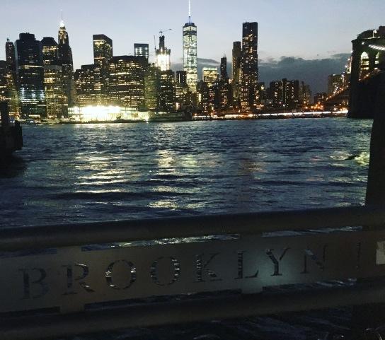 Oh Brooklyn Brooklyn Take Me In The Lipstick Diaries